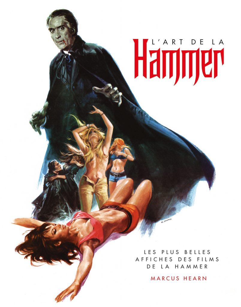 """Livre """"l'Art de la Hammer"""" aux éditions Akileos"""