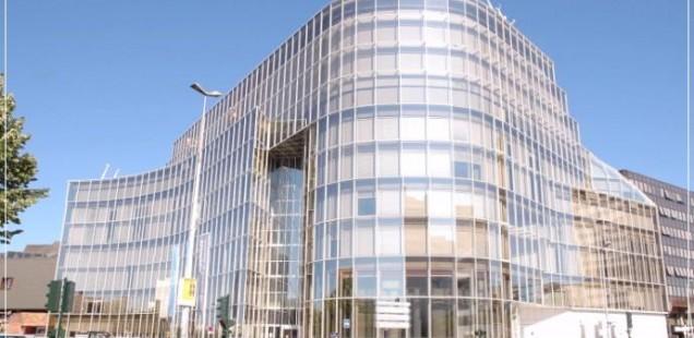 Bibliothèque Meriadeck à Bordeaux