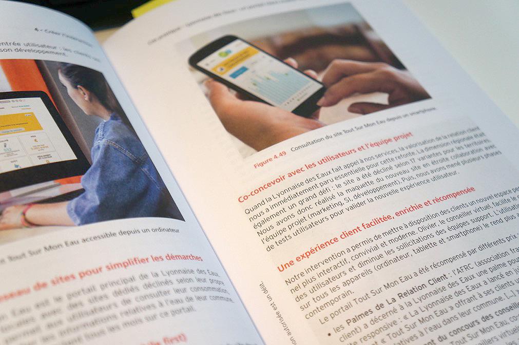 Chapitre du livre UX design et ergonomie des interfaces consacré à la co-conception