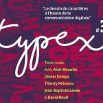 [Save the date] TYPEX une conférence sur la typographie à ne pas rater