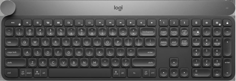Le clavier Craft de Logitech