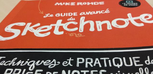 Apprendre l'art des sketchnotes avec Mike Rhode