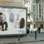 OLYMPUS fait sa pub Giant en stop motion