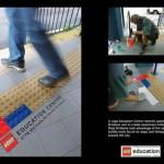 Guerilla marketing pour Lego