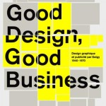 "L'expo ""Good design, good business"" au Lieu de design"