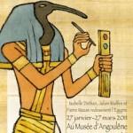 """Les affiches """"Le Nil"""", des publicités aux airs égyptiens"""