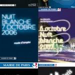 Nuit Blanche Paris 2011 révèle son affiche!