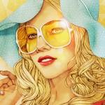Les illustrations d'Elodie Nadreau