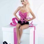 collection Zahia - photo par Karl Lagerfeld