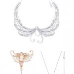 Une animation flamboyante pour le lancement de la nouvelle collection de haute joaillerie Lalique