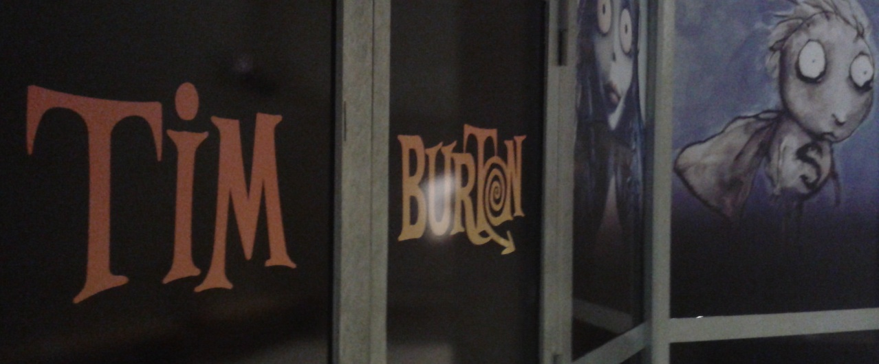 L'exposition Tim Burton à la cinémathèque