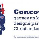 Concours : gagnez des kits apéros 1664 designés par Christian Lacroix