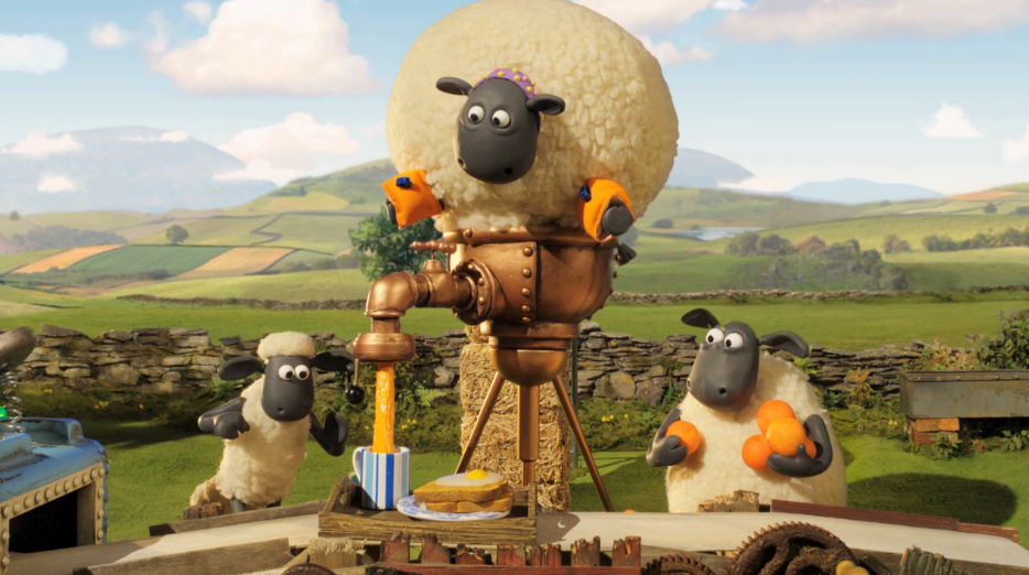 Cinéma d'animation : sélection créative de courts-métrages publicitaires, de teaser et de films d'auteur