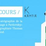 """[Concours] Gagnez une sérigraphie de la série """"Hommage à André Pavlovsky"""" de Thomas Huot-Marchand aux éditions Kantia"""