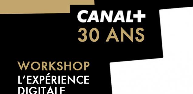 Conférence sur l'expérience digitale chez Canal Plus (UX UI)