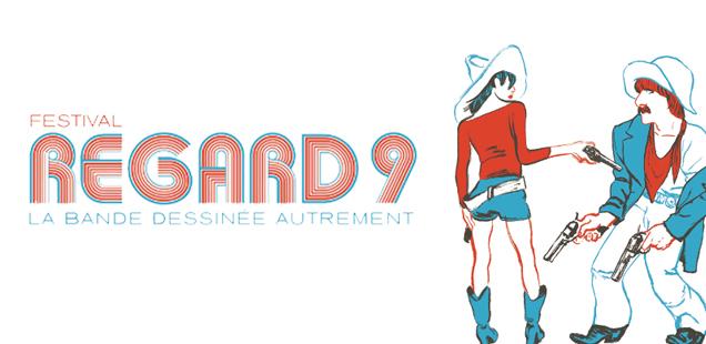 Regard 9 : le festival BD à Bordeaux