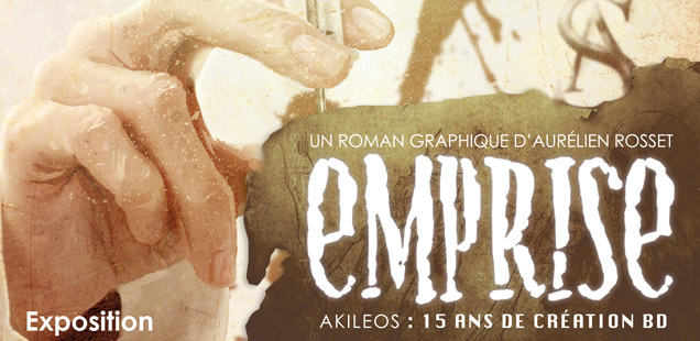 Emprise : découvrez les dessous de la création d'une BD d'horreur à la bibliothèque de Bordeaux